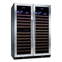 N'FINITY PRO HDX  332 Double Door Triple Zone Wine Cellar