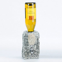 Cobblestone Granite Beverage Dispenser