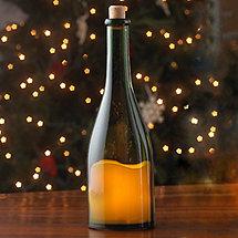 Wine Bottle LED Candle