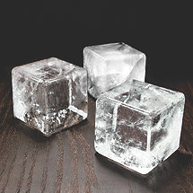 Colossal Ice Cube Molds (Set of 2)