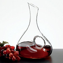 Eternity Handled Decanter