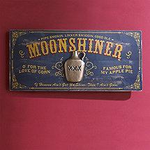 Moonshiner Sign