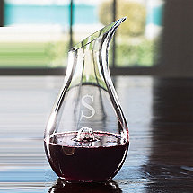 Personalized Riedel 'O' Wine Decanter