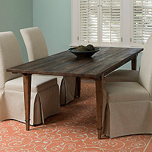 Reclaimed Wood Mission Dining Room Table (72 X 38)
