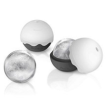 On the Rock Sphere Ice Molds (Set of 2)