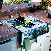 Lynx Outdoor Built-in Cocktail Pro Station