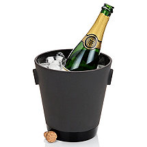 Black Terra Cotta Champagne Bucket