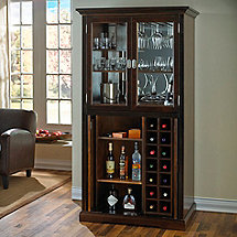 Firenze Wine and Sprits Armoire Bar