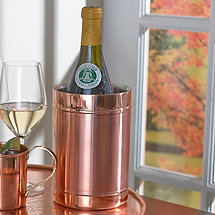 Copper Wine Chiller