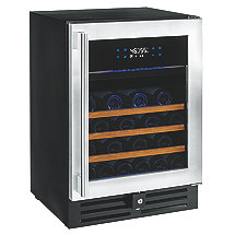 N'FINITY PRO HDX 46 Dual Zone Wine Cellar (Stainless Steel Door) (Outlet)