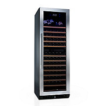 N'FINITY PRO HDX 166 Dual Zone Wine Cellar (Stainless Steel Door) (Right Hinge) (Outlet)
