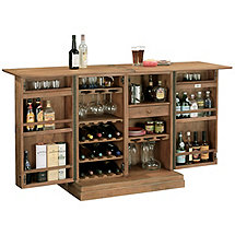 Howard Miller Clare Valley Wine and Bar Cabinet