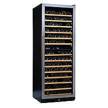 N'FINITY PRO LX Dual Zone Wine Cellar (Stainless Steel Door)
