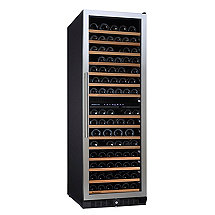 N'FINITY PRO L Dual Zone Wine Cellar (Stainless Steel Door)
