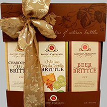 Anette's Brittle Assorted Gift Pack (Set of 3)
