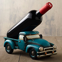 Winery Truck Wine Bottle Holder