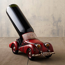 Vintage Car Wine Bottle Holder