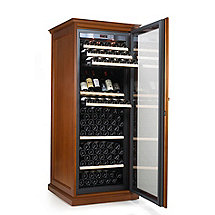 EuroCave Performance 283 Elite Wine Cellar (Elm - Glass Door) (Outlet A)