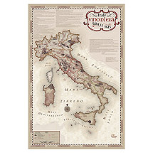 Wine Region Maps