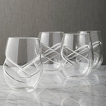 Aerating Wine Glasses (Set of 4)
