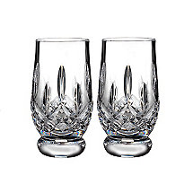 Waterford Lismore Footed Tasting Tumbler (Set of 2)