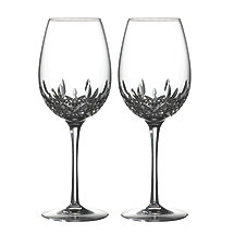 Waterford Lismore Essence Red Wine Goblets (Set of 2)