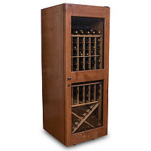 N'FINITY Estate 220ST Wine Cabinet (Medium Stain)