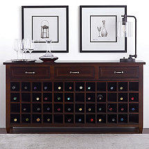 Firenze Wine Storage Console