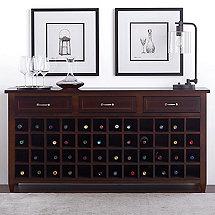 Firenze Wine Storage Console