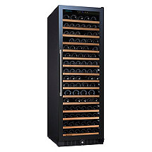 N'FINITY PRO L RED Wine Cellar (Full Glass Door)