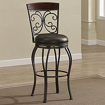 Amelia Swivel Stool