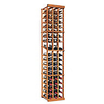 N'FINITY Wine Rack Kit - 3 Column with Display (All Heart Redwood)