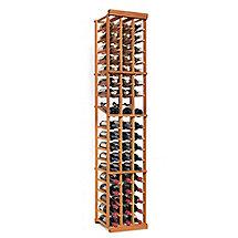 N'FINITY Wine Rack Kit - 3 Column with Display (All Heart Redwood)