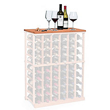 N'FINITY Wine Rack - Tabletop (All Heart Redwood)