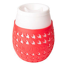 Goverre Portable Stemless Wine Glass (Red)