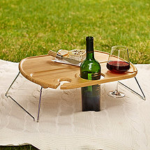 Wine Picnic Tray