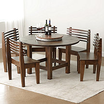 Parquet 5 Piece Dining Set