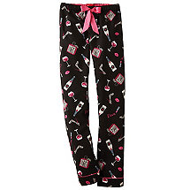 Wine Diva Pajama Bottoms