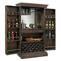 Howard Miller Monaciano Wine and Spirits Armoire