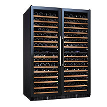 N'FINITY PRO Double L Wine Cellar (Full Glass Door)