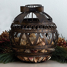 Holiday Ornament Cork Catcher