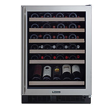 Wine Enthusiast SommSeries Single Zone Wine Cellar (Stainless Steel)