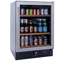 N'FINITY PRO S Beverage Center (Stainless Steel Door)
