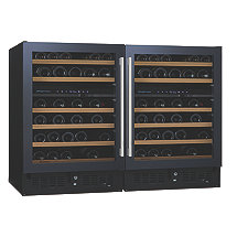 N'FINITY PRO Double S Wine Cellar (Full Glass Door)