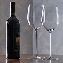 ZENOLOGY Long Stem Wine Glasses Complete Collection (Set of 4)