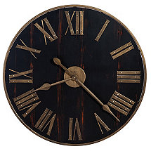 Howard Miller Murray Grove Gallery Wall Clock