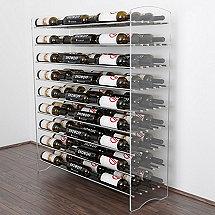 VintageView Evolution Series 4 Foot Wine Rack (81 Bottle)