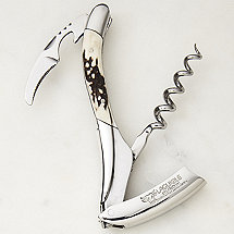 Laguiole En Aubrac Staghorn Waiters Corkscrew
