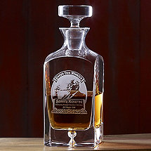 Pappy Van Winkle's Family Reserve 23 Year Whiskey Decanter