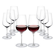 ZENOLOGY Cabernet Sauvignon Wine Glasses (Buy 6 Get 8)